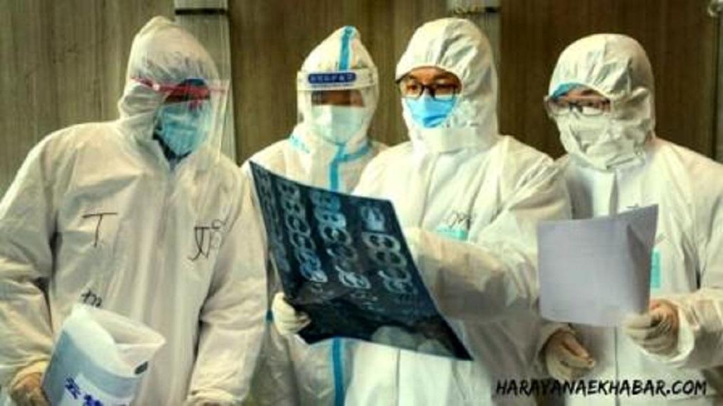 corona virus doctor image