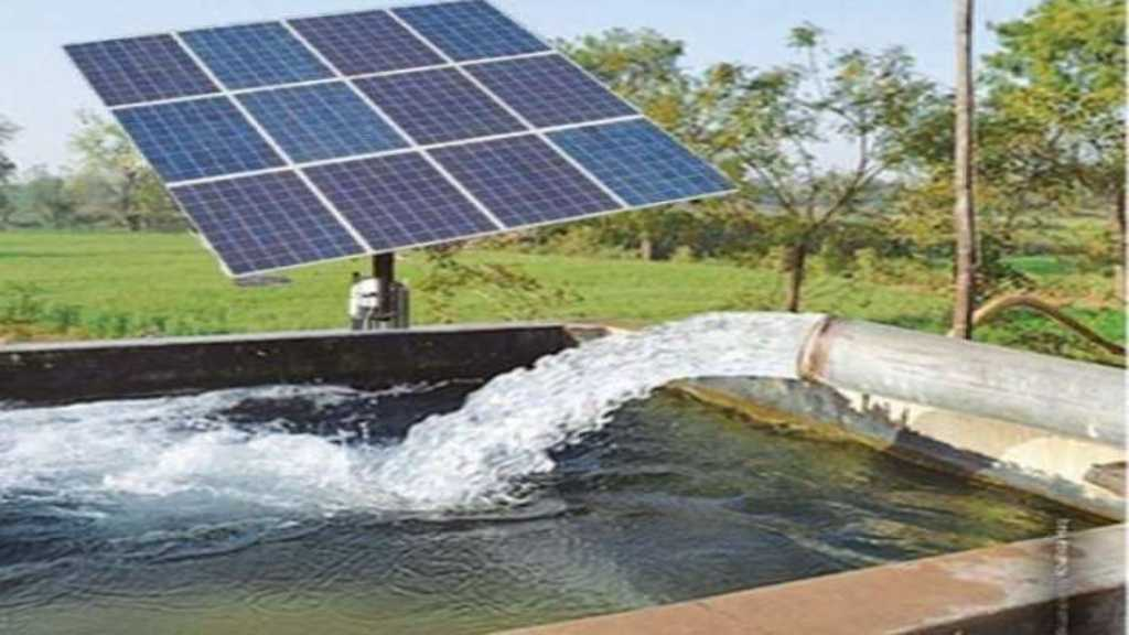 Solar Tube Well haryana