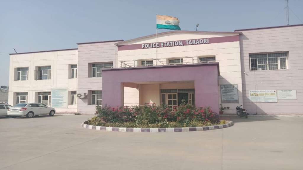 karnal trawari police station news