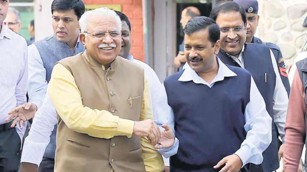 manohar and kejriwal