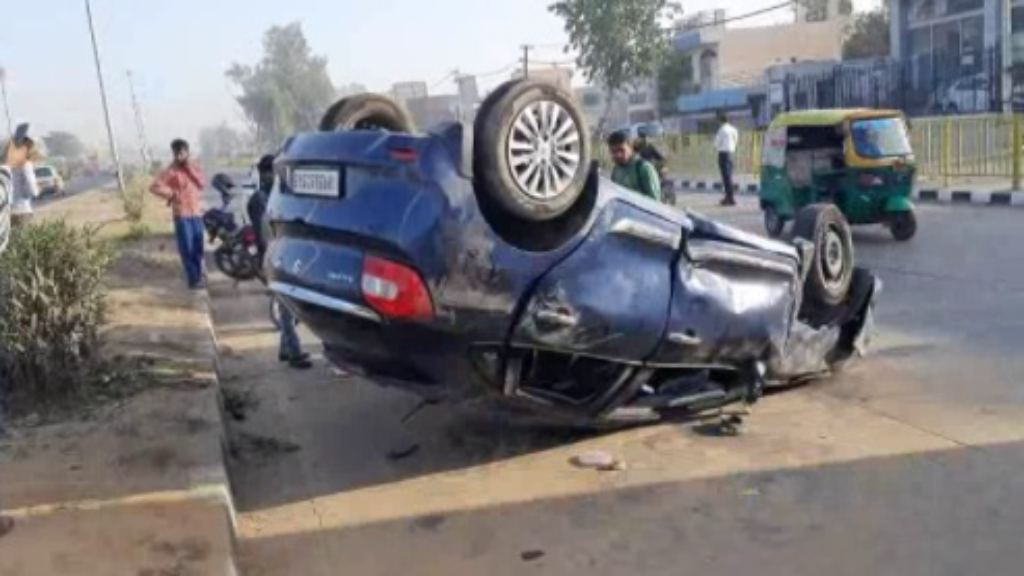palwal accident news today